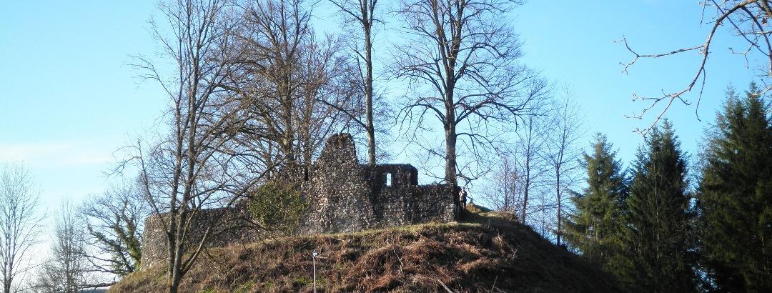 Burgruine Schlössle, Wolfach