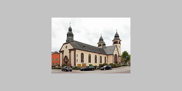 Wasserbillig, Pfarrkirche St. Martin