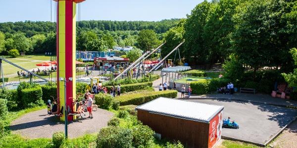 """SchiederSee - Familien-Freizeitpark """"Funtastico"""""""