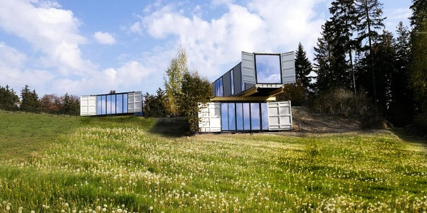 Bergheim Container Lodges