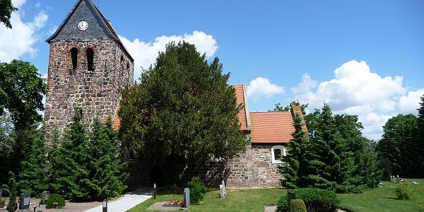 Langensalzwedel, Kirche