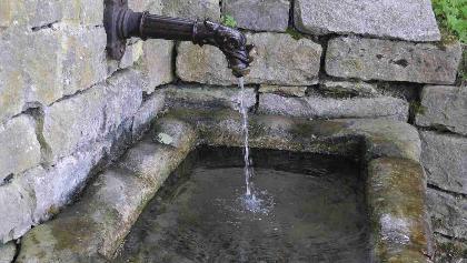 Gemmerich-Brunnen in Unteröwisheim