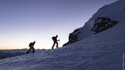 Ascent (symbol picture)