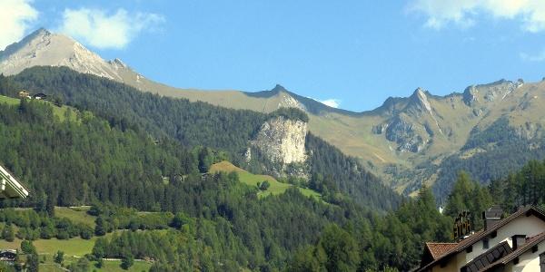 Vor dem Start in Matrei in Osttirol