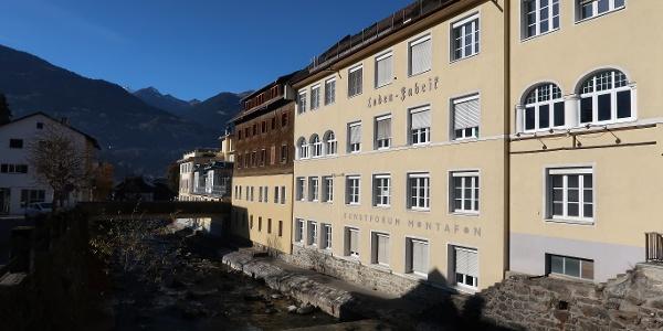 Kunstforum Montafon - Lodenfabrik