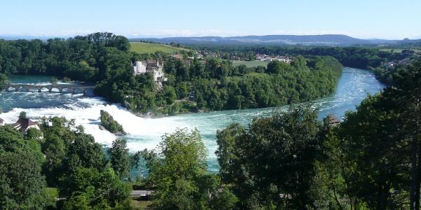 Rheinfall in Schaffenhausen
