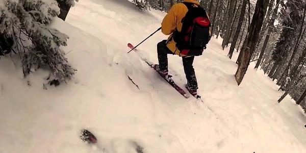 Skitour Blahstein