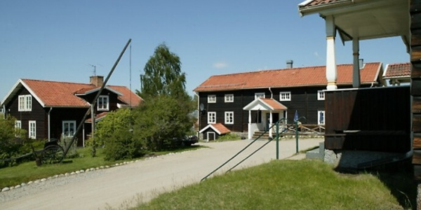 The Inn Wärdshuset Knoppergården, Ytterhogdal by the Saint's Trail