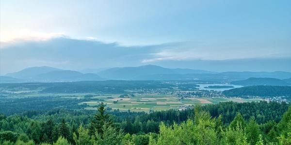 Faaker See und Dobrova