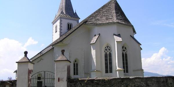 Wallfahrtskirche Gräbern