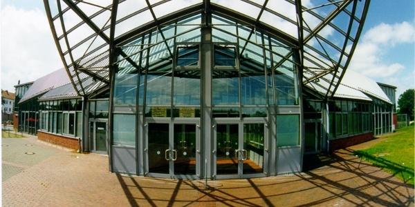 Seidensticker-Halle