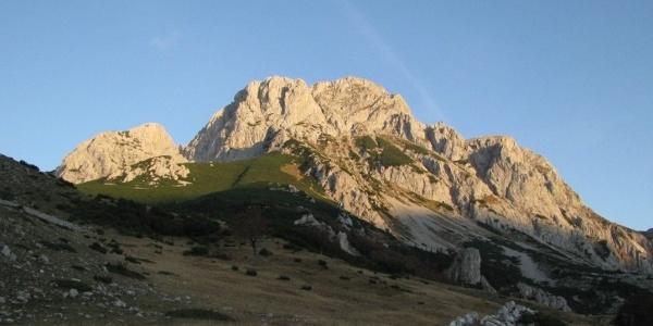 Maglic - Bosnias highest peak