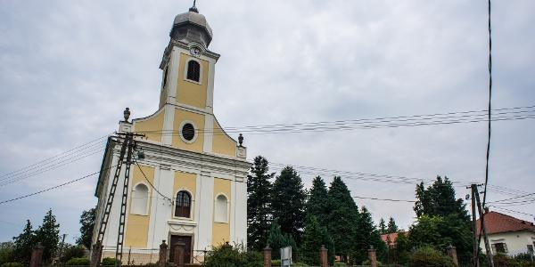 Galamboki katolikus templom