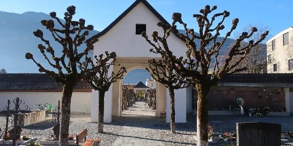 Alte Totenkapelle