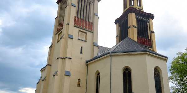 Jakobikirche Oelsnitz
