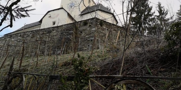 Wehrkirche St. Ulrich bei Feldkirchen - 1 - Südostansicht