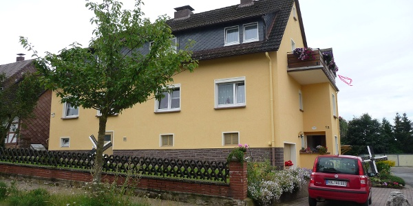 Ferienwohnung Haus Fahrenholz in Fürstenberg