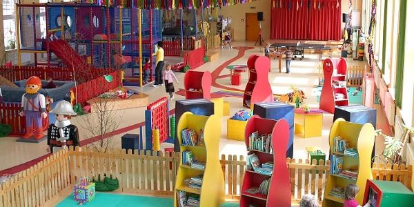 Kispi Kinderspielhaus
