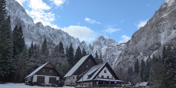 Planinski dom Tamar