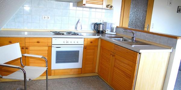 Wohnung 2 Küche