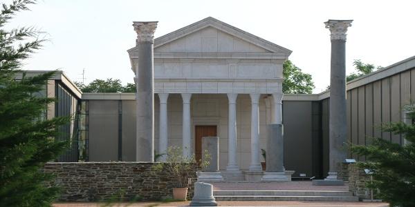 Az Iseum Szombathely legismertebb római emléke