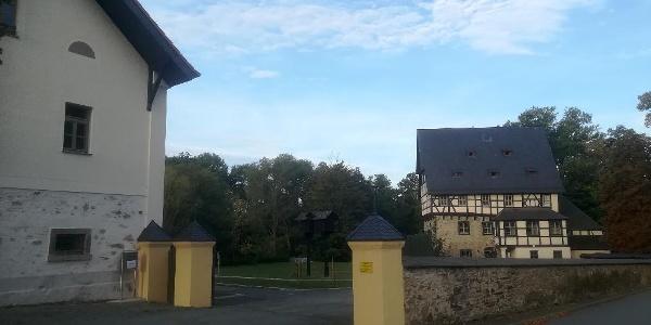 Herrenhaus Kürbitz