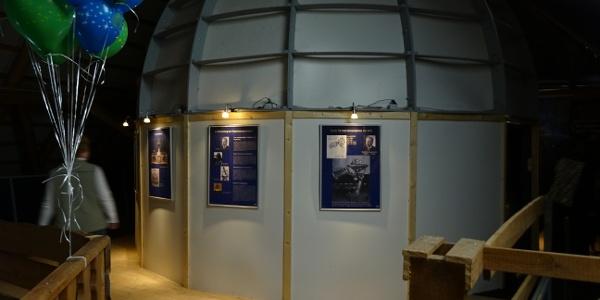 Planetarium auf Gut Steimke