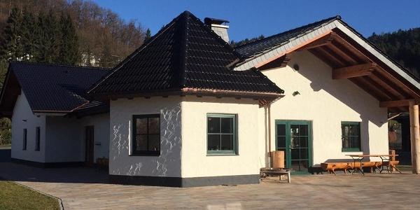 """Terasse der """"Brauereigemeinschaft Edertal"""""""