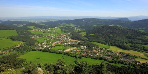 Grünbach am Schneeberg