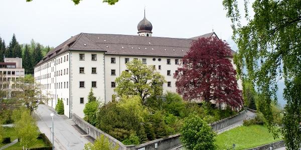 Klosterkirche Pfäfers