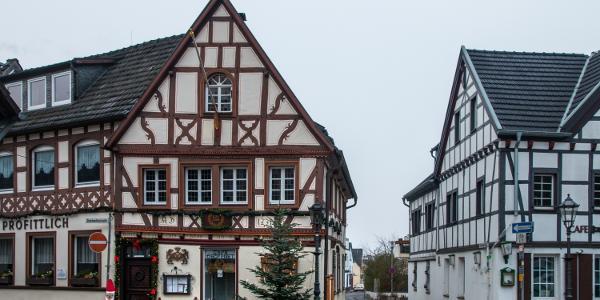 Start in Rhöndorf