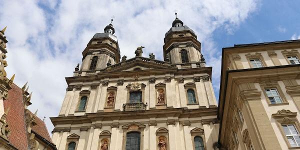 Klosterkirche Kloster Schöntal