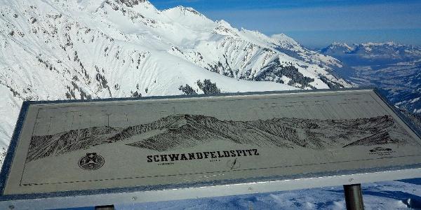 Schwandfeldspitz.