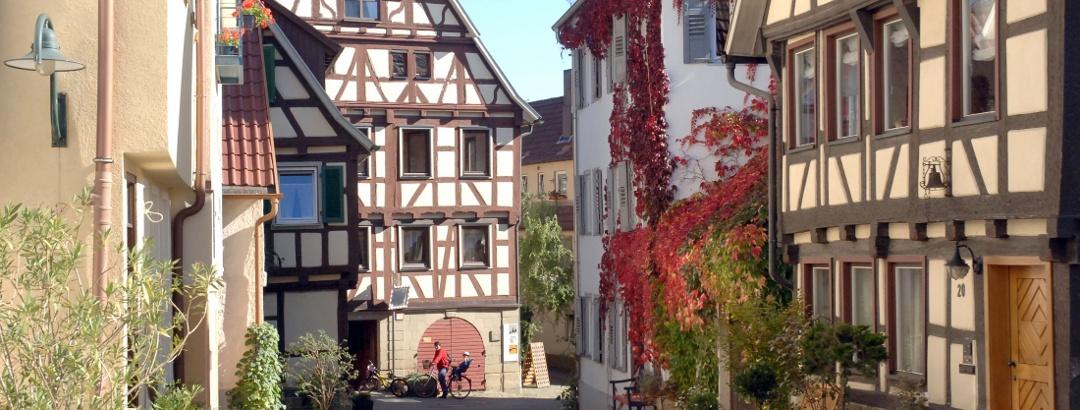 Innenstadt Herrenberg