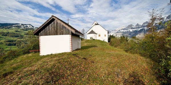 Kapelle St. Georgen, Berschis