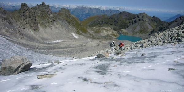 Alpinroute Pizol