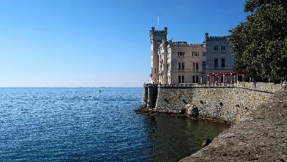 Schloss Miramare.