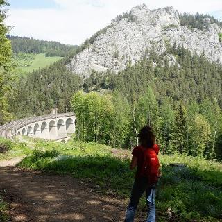 Semmeringbahn-Wanderweg