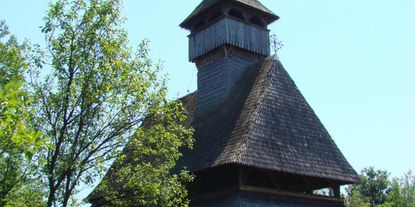 Biserica de lemn din Bârsana