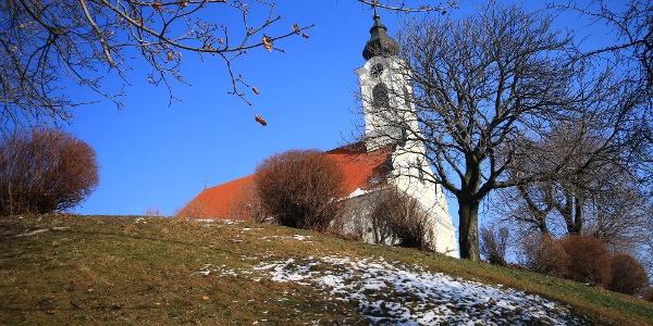 A Nagyboldogasszony-templom Pécsváradon