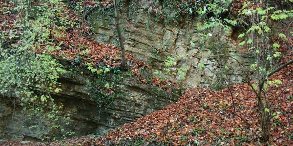 A Barna-kő sziklája