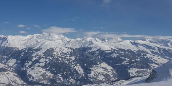 Von der Val Lumnezia nach Obersaxen