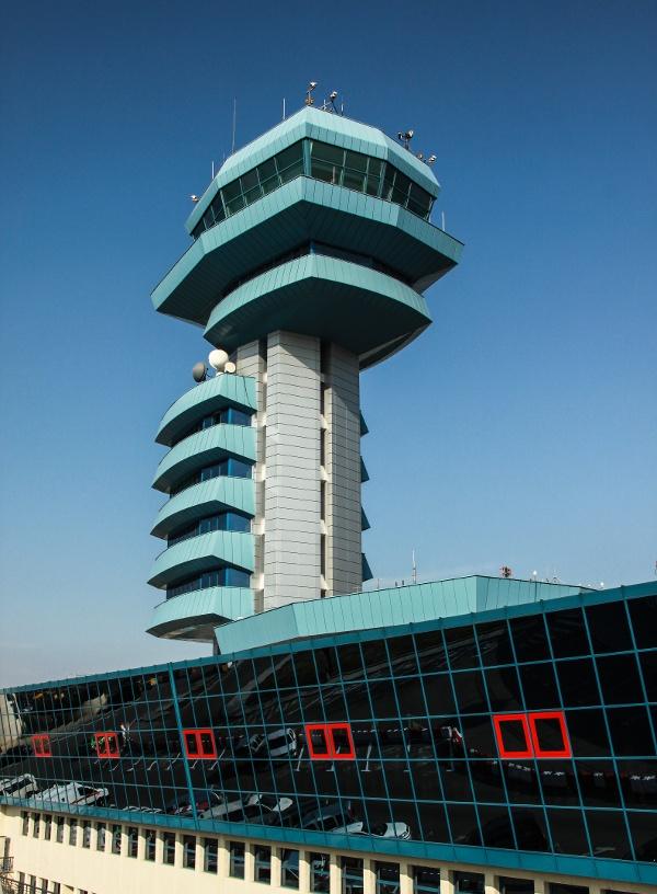 Bukarest - Henri Coandă Flughafen