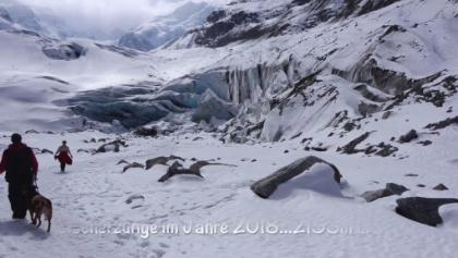 Morteratsch Gletscherloipe