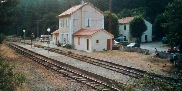 Gare Vizzavona