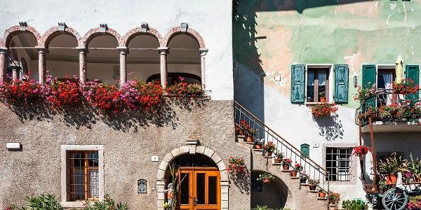 Scorci colorati di San Lorenzo in Banale