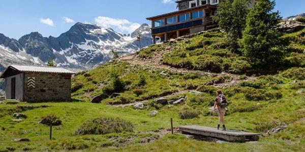 Capanna Sponda (Rifugio Alpe Sponda)