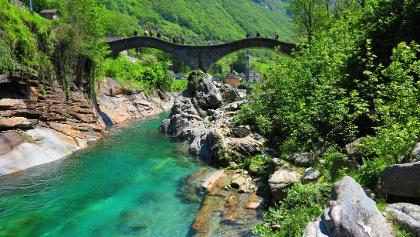 Ponte dei Salti.