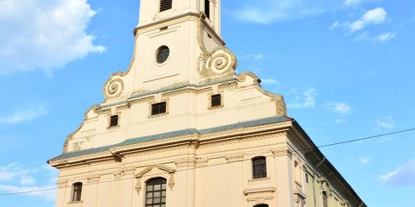 Az esztergomi Szent Péter és Pál-templom