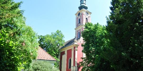 A szentendrei Belgrád székesegyház